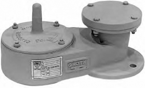 1300A - Vacuum Relief Valve, Top Mount