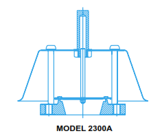 2300A Emergency Relief Valve
