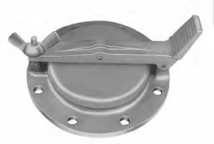 6000 - Gauge Hatch - Hinged Cover