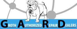 Groth Approved Repair Dealer