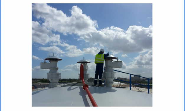 Storage Tank Emissions Control : Reduce emissions from aged plant