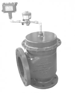PILOT OPERATED RELIEF VALVE 1560