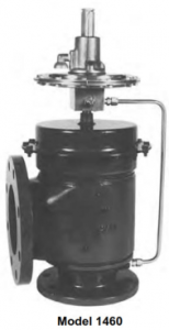 Pilot Operated Relief Valve 1400