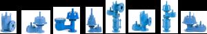 Pressure Vacuum Relief Valves