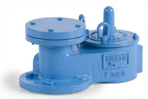 Vacuum Relief Valve 1300A Top Mount