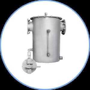 Condensate Accumulator (SEDIMENT TRAPS)