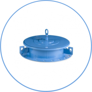 Emergency Pressure Relief Valve 2000a – Weight-Loaded