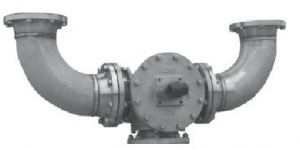 Safety Diverter Ball Valve Pressure-Vacuum Relief Valve and Flame Arrester
