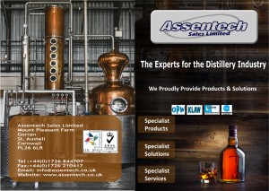 Serving The Distilling Industry