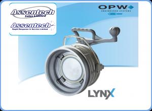 LYNX – Bottom-Loading Coupler for Liquid Terminals, Tank Trucks