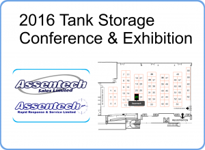 Assentech 2016 Tank Storage Conference & Exhibition