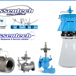 Storage Tank Pilot Operated Pressure / Vacuum Relief / Safety Valves