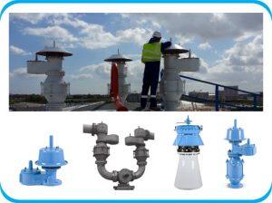 breather valves service
