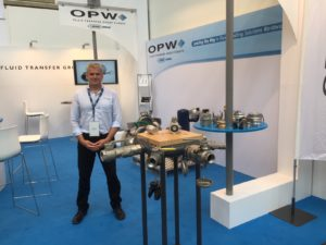 Assentech are proud to represent OPW Fluid Transfer in ACHEMA 2018 exhibition