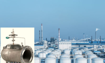 Case Study – How Groth Pilot operated vents minimised VOCs being released into the atmosphere